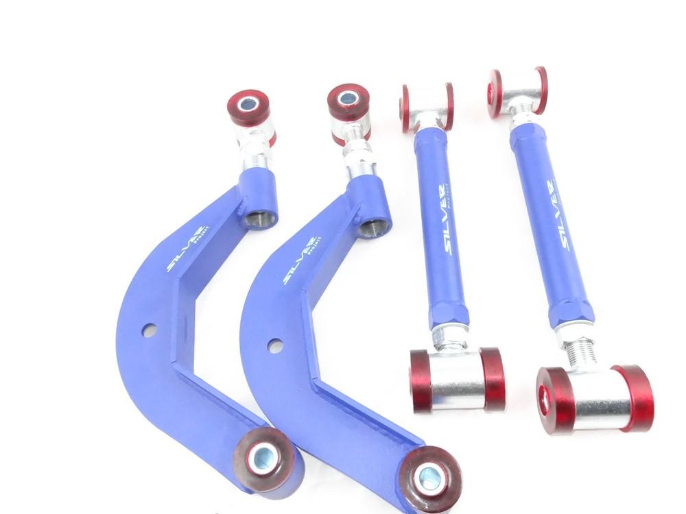 Zestaw tylnych drążków regulowanych do VW golf Mk5 Mk6 and Audi A3 (8P) - GRUBYGARAGE - Sklep Tuningowy